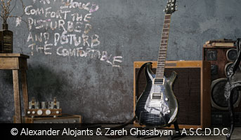 Alexander Alojants & Zareh Ghasabyan Art Should Comfort The Disturbed & Disturb The Comfortable