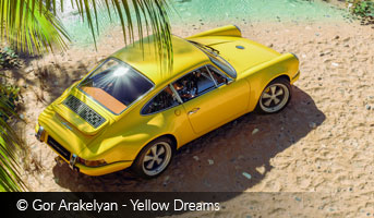 Gor Arakelyan Yellow Dreams